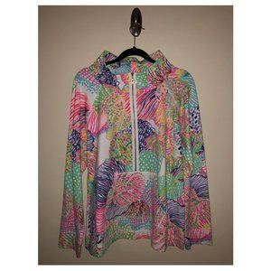 Lilly Pulitzer Popover - Roar of the Seas NWOT